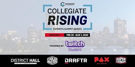PAX East Collegiate Rising Panel: State of Collegiate Esports tickets