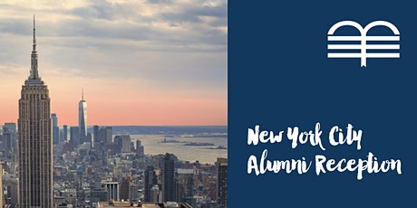 Bush Alumni Reception in NYC tickets