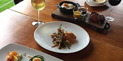 Chefs Table Dinner — Chef Brian and Sophie Diumenti