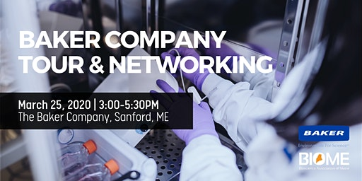 The Baker Company Tour & Networking