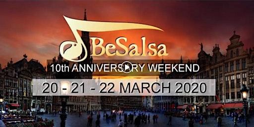 BeSalsa 10th Anniversary weekend