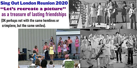 Sing Out London Reunion 2020 tickets