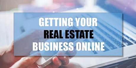 CB Bain | Getting Your Real Estate Business Online (3 CE-WA) | ETC | October 22nd 2020 tickets