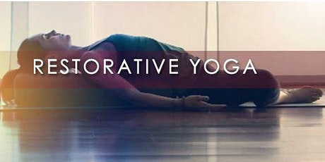 Restorative Yoga Class tickets