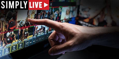 SimplyLive: Touch-Screen Technology Tools for Live Production tickets