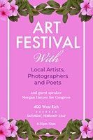 Art Festival for local artists and poets within the columbus area