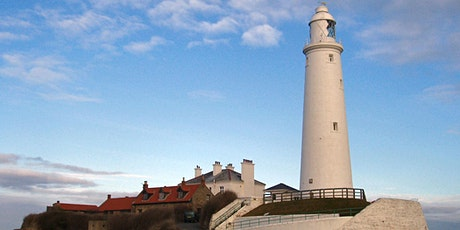 Paint and Sip Class St.Mary's Lighthouse Whitley Bay tickets