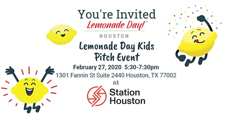 Lemonade Day Kids Pitch Event tickets