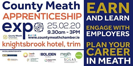 County Meath Apprenticeship Expo 2020 tickets
