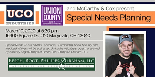 Special Needs Planning with McCarthy & Cox