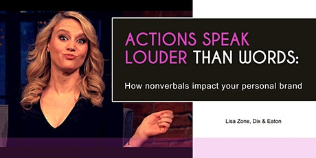 PRSA CLE: How Nonverbals Impact Your Personal Brand tickets