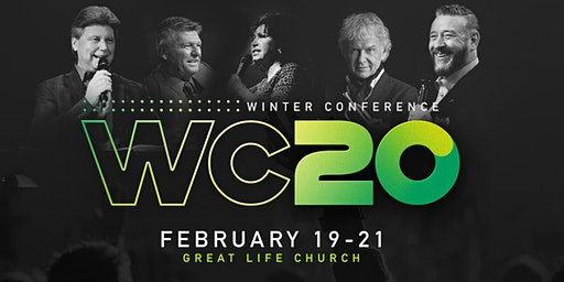 WINTER CONFERENCE 2020 at Great Life Church