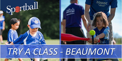 SPORTBALL - TRY A CLASS DAY - BEAUMONT