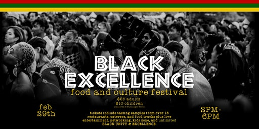 The Black Excellence Food & Culture Festival