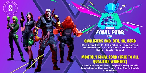 Fortnite Final Four, DUOS