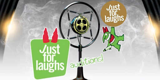 Just For laughs Auditions (  Comedy Showcase  ) Stand Up Comedy