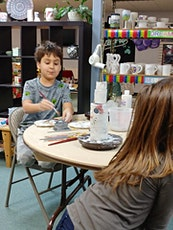 Kids Summer Clay Camp - Exploring Places tickets
