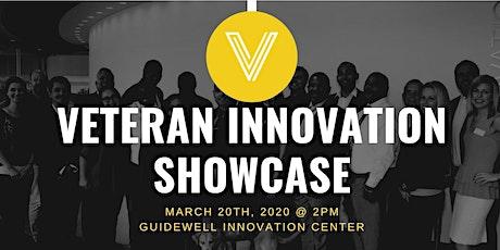 VEI Veteran Innovation Showcase tickets