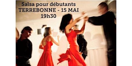 TERREBONNE - Danse SALSA - cours pour débutants 25$  billets