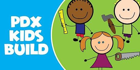 PDX Kids Build tickets