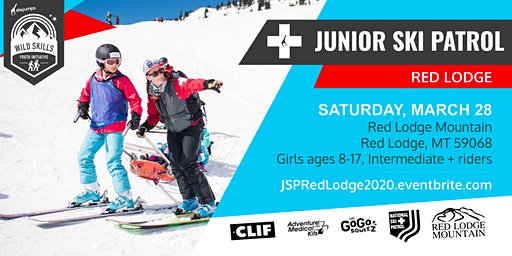 MT Wild Skills Junior Ski Patrol: Red Lodge