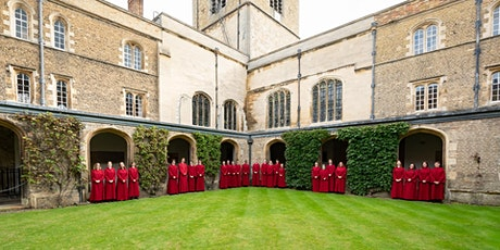 Summer Gala: The Choir of Jesus College, Cambridge tickets