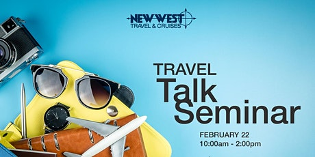 Travel Talk Seminar with Avalon Waterways, Globus Family of Brands and CIE Tours tickets