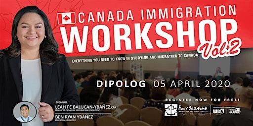 Canada Immigration Workshop - DIPOLOG
