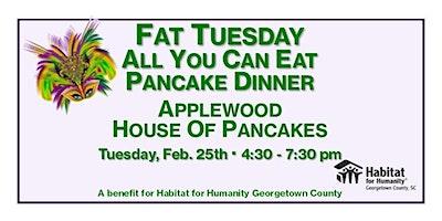 Fat Tuesday Pancake Dinner