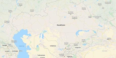Central Asia's Powerhouses in 2020: Kazakhstan and Uzbekistan tickets