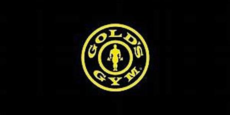Golds Gym Socal Mandatory Spring GGX Meetings tickets