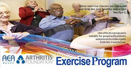 CANCELED: Arthritis Foundation Exercise Program: Trout Creek Senior Center tickets