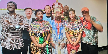 Jungle International Band led by ADICHIE tickets
