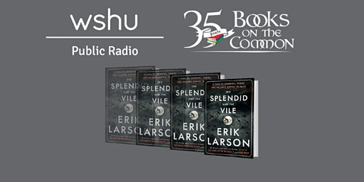 Join the Conversation with Erik Larson