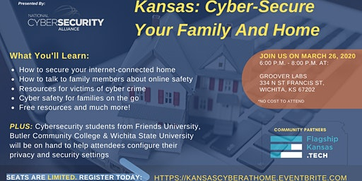 CyberSecure Your Family & Home: Kansas