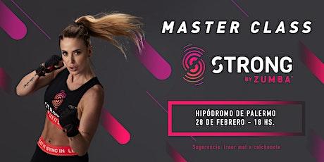 Master Class de Strong By Zumba con Jesica Cirio e Instructores Invitados entradas