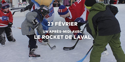 Face à Face avec le Rocket de Laval