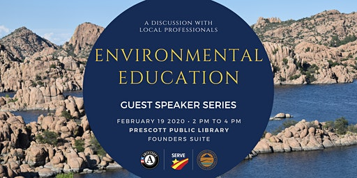 Guest Speaker Series: Environmental Education