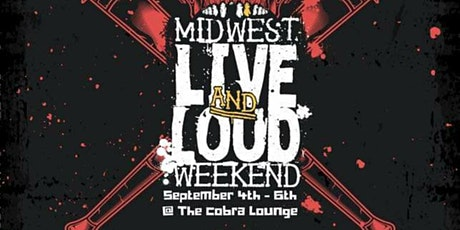 Midwest Live & Loud 2020 - Day 2 tickets