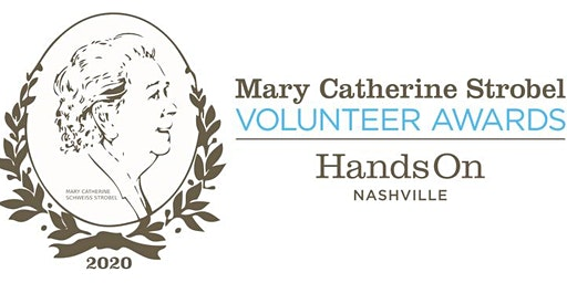 34th Annual Mary Catherine Strobel Volunteer Awards