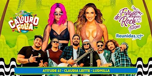 Calouro Folia 2020 - Excursão oficial Furgão do rock