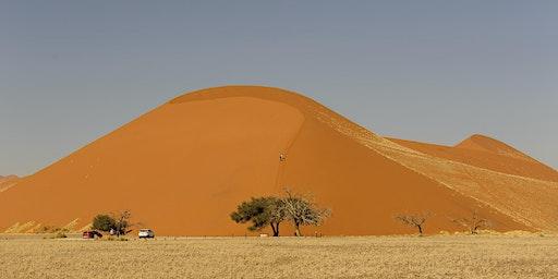 Conférence: Namibie, Safaris, déserts et chutes Victoria