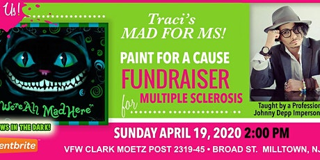 Mad for MS Painting with Johnny Fundraiser tickets