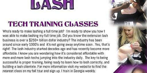 Become a Lash Boss take our Hammond LA  class 3/14/2020 & 3/15/2020