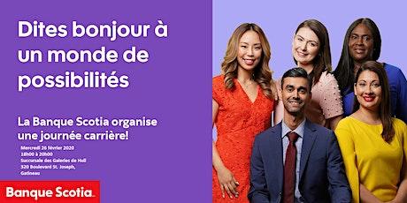 Banque Scotia - Soirée portes ouvertes tickets