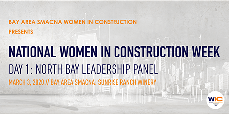 National WIC Week // Day 1: North Bay Leadership Panel tickets