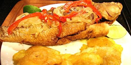 Secreto Pop Up - Chef's Table, Panamanian Fish Fry tickets