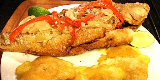 Secreto Pop Up - Chef's Table, Panamanian Fish Fry
