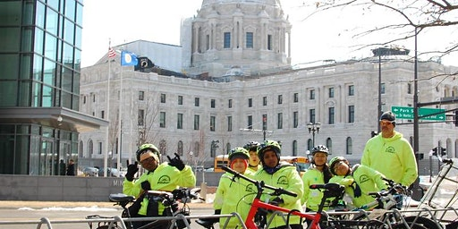 2020 Minnesota Bike Walk Summit on Capitol Hill