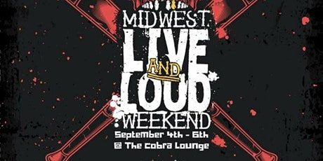 Midwest Live & Loud 2020- Day 3 tickets